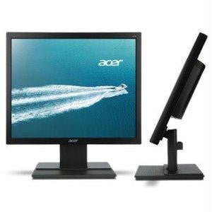 Acer Monitor,17in Led Lcd Display - 1280x1024 Resolution - 100,000,000:1 Contrast Rat