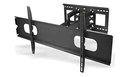 Siig, Inc. Full-motion-articulating Universal Wall-mount For Extra-large Lcd, Led And Plasm