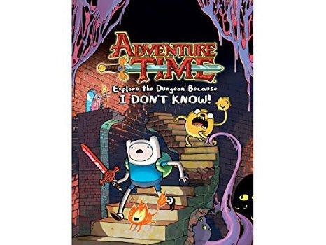 D3publisher Of America, Inc Adventure Time: Explore The Dungeon Esd