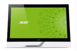 Acer Monitor,acer 27in Wide Va, 10-point Touchscreen- 1920x1080- 100m:1- 300 Cd-m2- 5