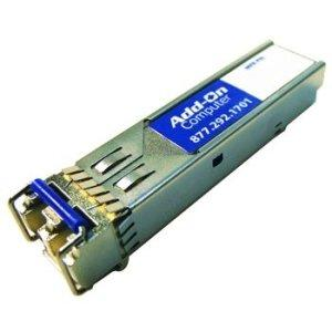 Add-on-computer Peripherals, L Addon Hp J9100b Compatible 100base-bx Sfp Transceiver (smf, 1310nmt