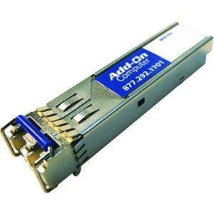 Add-on-computer Peripherals, L Addon Cisco Sfp-ge-z Compatible Taa Compliant 1000base-zx Sfp Trans