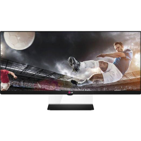 Lg Elecronics Usa 34in  Led 2560x1080 Ultrawide Ips,hdmi X2 Dp Dvi-d Tilt Spk 21:9 Taa