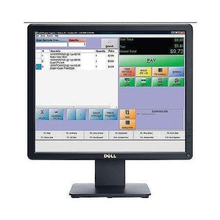 Dell E1715s - Led Display - 17 Inch - 1280 X 1024 - 250 Cd-m2 - 1000: 1 - 5 Ms - 0.26