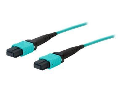 Add-on-computer Peripherals, L Addon 5m Mpo-mpo Female To Female Straight Om3 Lomm Patch Cable