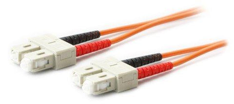 Add-on-computer Peripherals, L Addon 3m Multi-mode Fiber (mmf) Duplex Sc-sc Om1 Orange Patch Cable