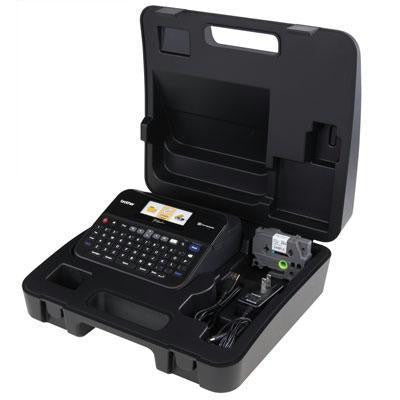 Brother International Corporat Pt-600vp Label Maker With Carry Case