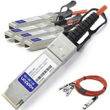 Add-on-computer Peripherals, L Addon Cisco Qsfp-4x10g-aoc2m Compatible Taa Compliant 40gbase-aoc Q