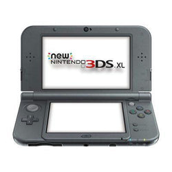 Nintendo Of America 3ds Xl System  New Black