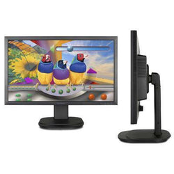 Viewsonic 22 Inch (21.5 Inch Vis) Full Hd Ergonomic Multimedia Led Monitor, 1920x1080, 250