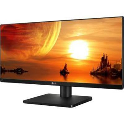 Lg Elecronics Usa 29in Ultrawide Monitor With 4 Screen Split Feature, 2560x1080 Ips Panel, Dvi-d,