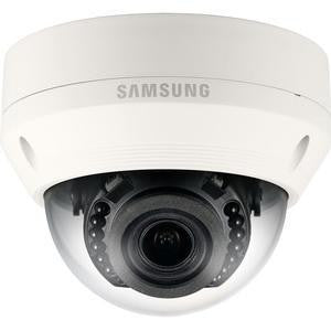Samsung Techwin America Snv-l6083r- Wisenet Lite Network Ir Vandal Dome Camera, 2mp, Full Hd(1080p