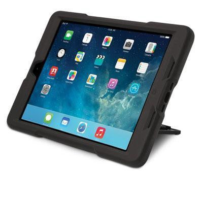 Kensington Computer Blackbelt 2nd Degree Rugged Case For Ipad Air-black