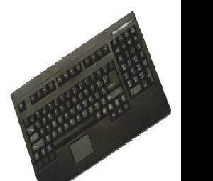 Adesso Ipc Keyboard Ack-730pb - Keyboard - Touchpad - Ps-2 - Black