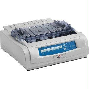 Okidata Microline 421 Printer - B-w - Dot-matrix - 240 X 216 Dpi - 9 Pin - 380 Cps - Par