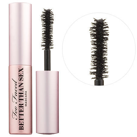 TOO Faced BETTER THAN SEX Mascara Voluptuous Volume MASCARA