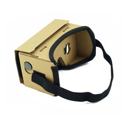 Google Cardboard,Topmaxions 3D VR Virtual Reality DIY Glasses