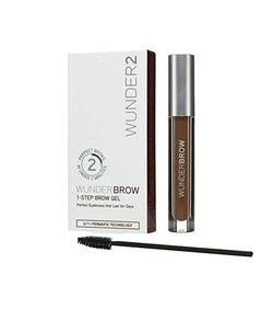 Wunder2 Wunderbrow Eyebrow Gel Perfect Eyebrows in 2 Mins