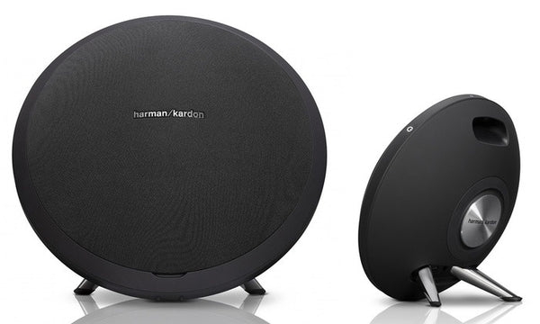 Blast with Harman Kardon Onyx Studio Wireless Bluetooth Speaker with Rechargeable Battery