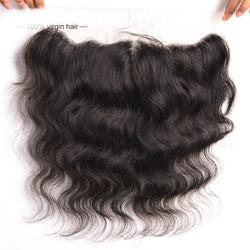 Brazilian Body Wave Bundles + 13x4 Ear To Ear Lace Frontal Closure