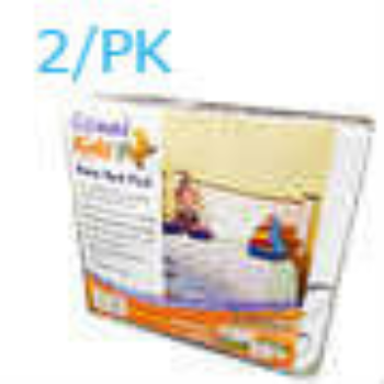 Conni Kids Potty Training Bedpad, 2-pack