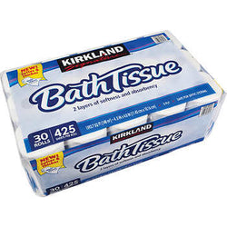 Kirkland Signature™ Bath Tissue 2-ply White 30-count