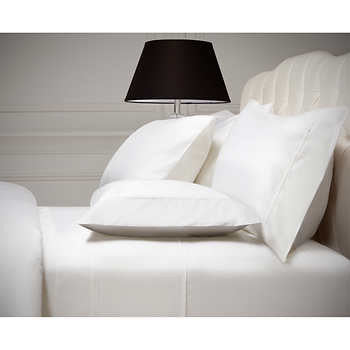 Kirkland Signature 540 TC Cotton Sateen Weave King Sheet Set