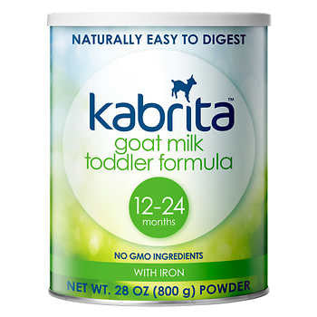 Kabrita Goat Milk Toddler Formula 28oz