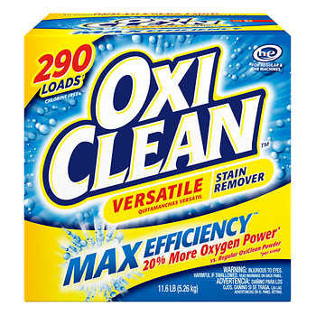 OxiClean Max Efficiency Versatile Stain Remover 290 loads