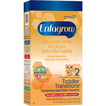 Enfagrow Toddler Transitions 38oz