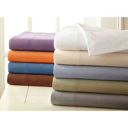 Micro Flannel® Twin Sheet Set