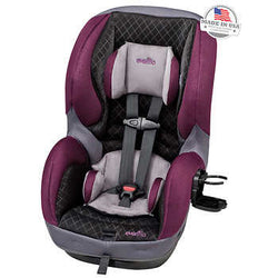 Evenflo SureRide 65 DLX Convertible Car Seat - Sugarplum
