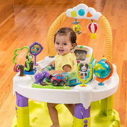 Evenflo ExerSaucer TripleFun - World Explorer