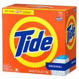 Tide Original Powder HE 180 Loads