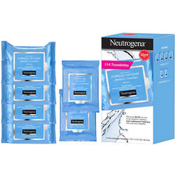 Neutrogena Make-Up Remover Facial Towelettes, 114-count