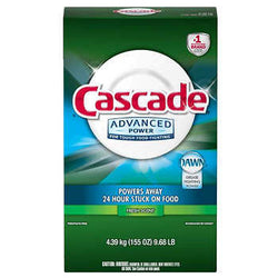 Cascade Advanced Power Dishwasher Powder With Dawn 155 oz