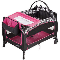 Evenflo Marianna Play Yard Portable Baby Suite 300
