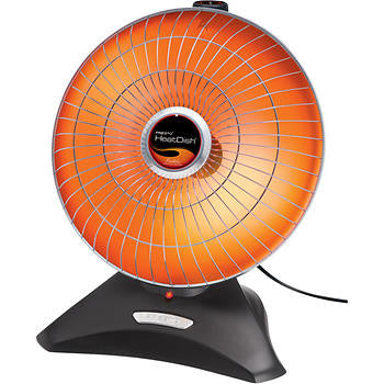 Presto® HeatDish® Plus Parabolic Heater