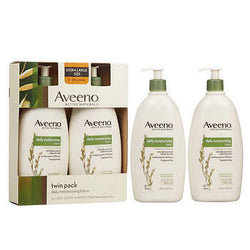 Aveeno Daily Moisturizing Lotion 20 oz - 2/pk