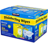 Kirkland Signature™ Extra Large Disinfecting Wipes 304 Count