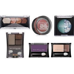 Maybelline Assorted Eye Shadows - $1.55/unit