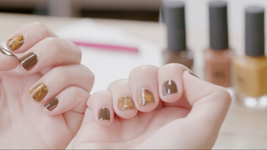 Amber Nail Art + Fall Bundle!
