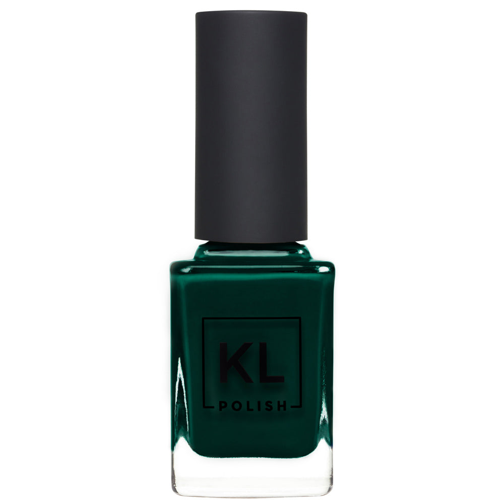 Central Park - Winter 2017 Collection - Dark green nail polish – KL ...