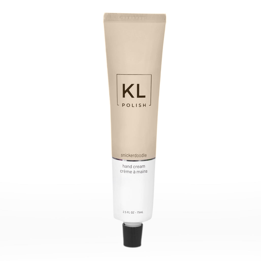 KL Polish Snickerdoodle Hand Lotion