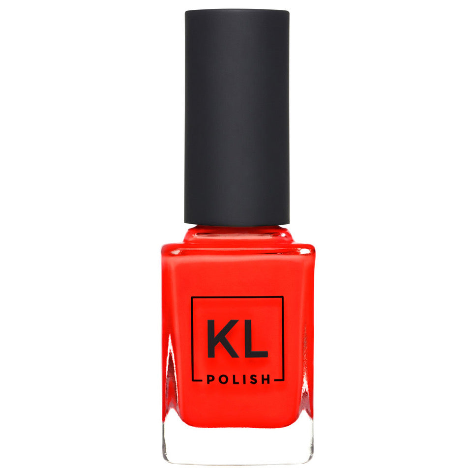 Magic City - Classic, poppy red nail polish – KL Polish