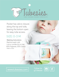 [Tubesies] - Tubesies g-tube baby Bodysuit, adaptive apparel for infants toddler, G-tube access clothing, baby garment for g-tubes, onesie, firetruck, grateful heart, inclusive clothes, feeding tube, baby clothes,