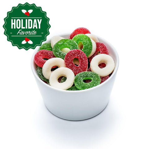 Holiday  Gummy Wreaths
