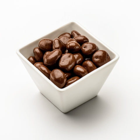 Milk Chocolate-Covered Raisins