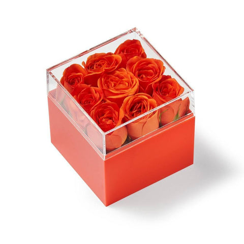 Bouquet Bar-Flowers-Orange Spray Roses