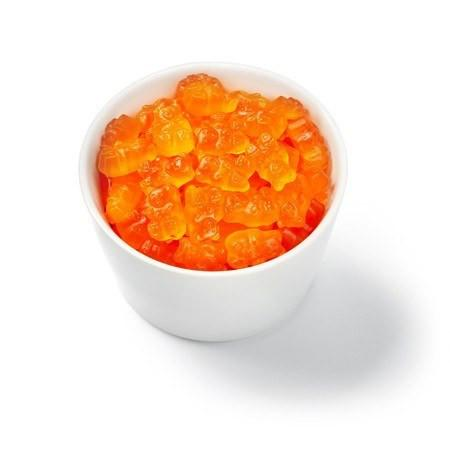 BouquetBar-Gift Box-Orange Burst Gummy Bears